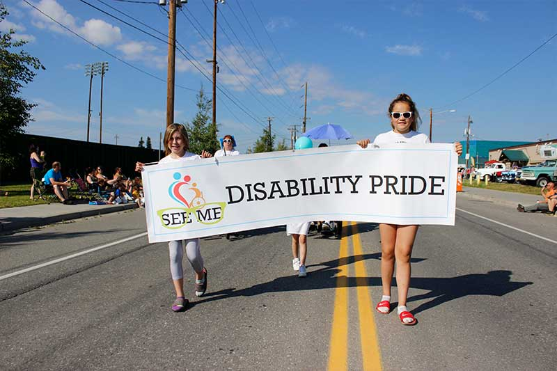 Disabilities Pride Event Image 8